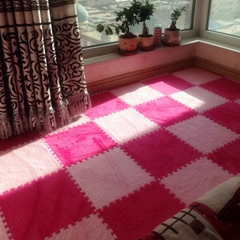 30x30cm Children Foam Carpet Mosaic door Floor mats anti-Slip ...