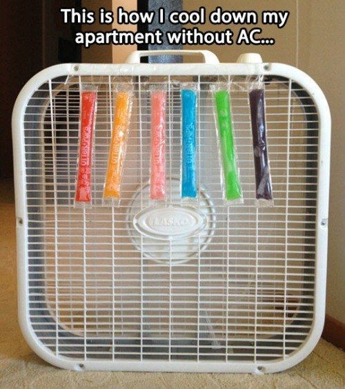 15 Hilarious Ways Country Folks Keep Cool With Images Homemade