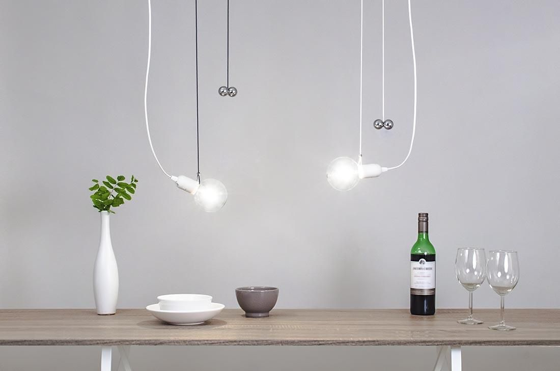 Lightweight XL Ceiling Light by MVOS on CROWDYHOUSE - ✓Unique Design Products ✓30 Day Returns ✓Buyer Protection