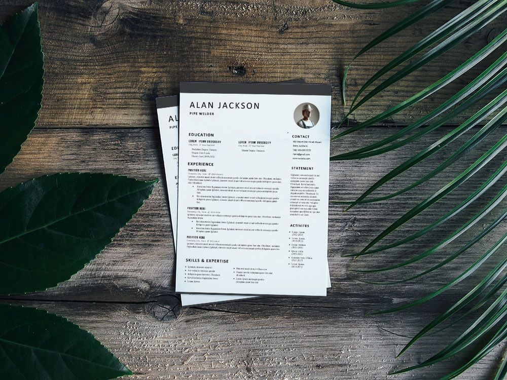 Pin on Free Resume Templates