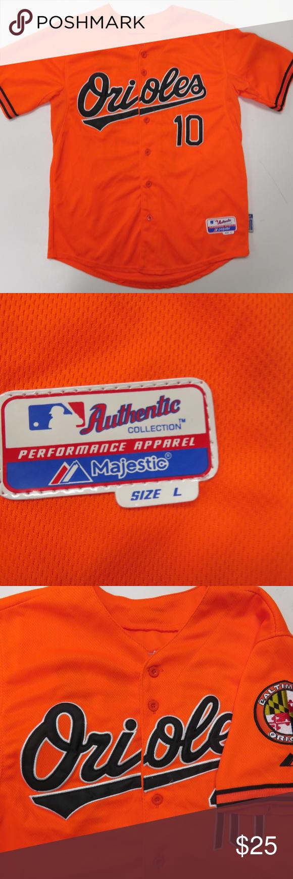 50c607191e4 Adam Jones Baltimore Orioles Cool Base Jersey Majestic Cool Base Baltimore  Orioles Adam Jones  10