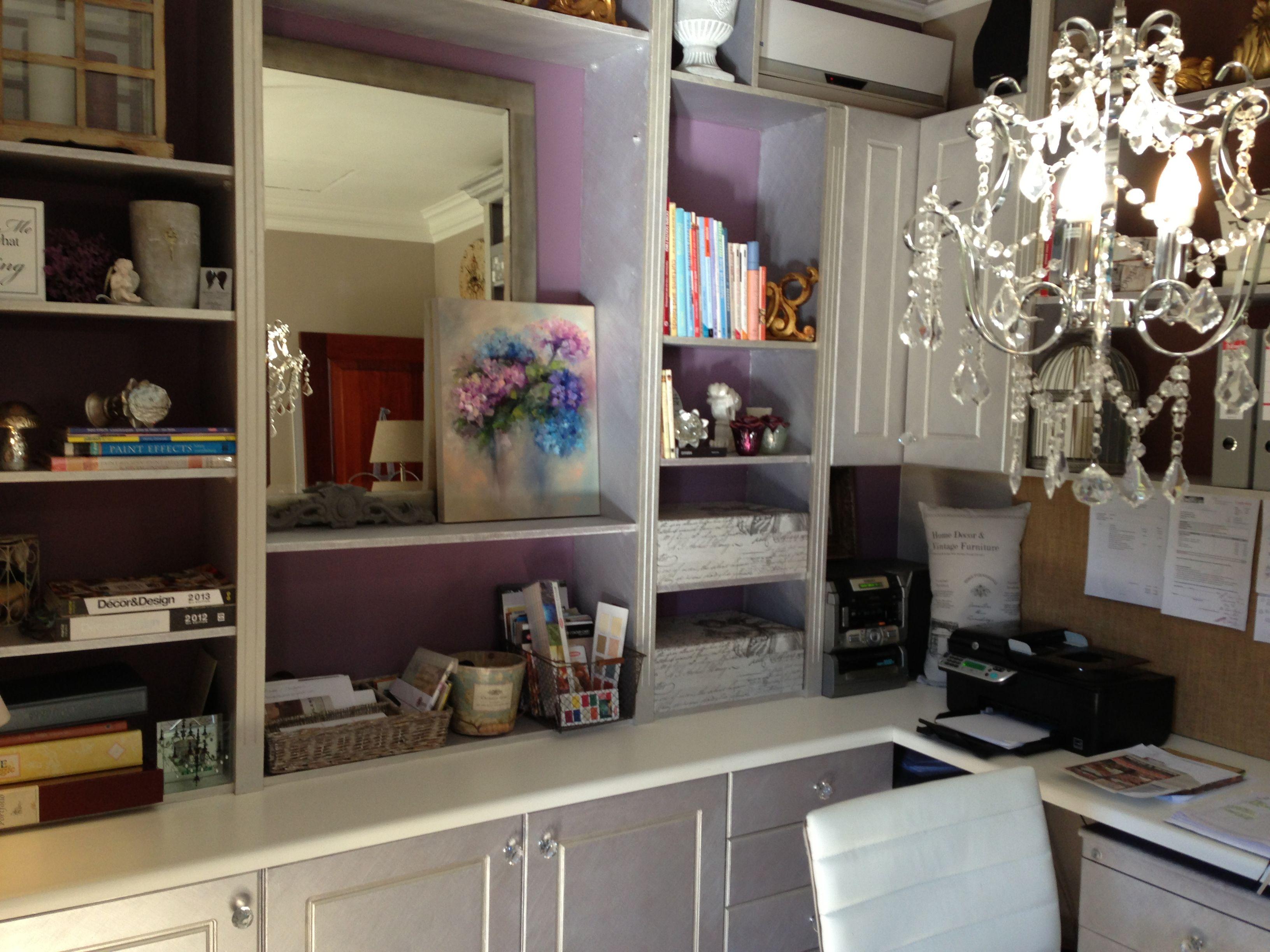 www.interior-decor-design.co.za Home Office Project
