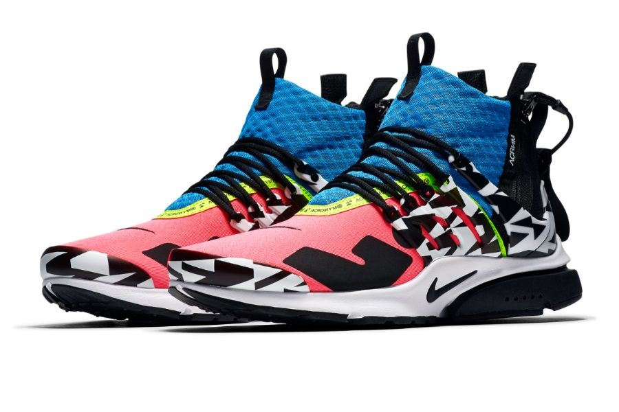 bcbe7a97d5b ACRONYM x Nike Air Presto Reinvents the Camo Pattern