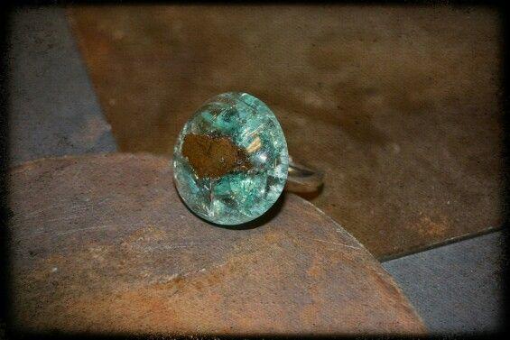Glass fusing ring