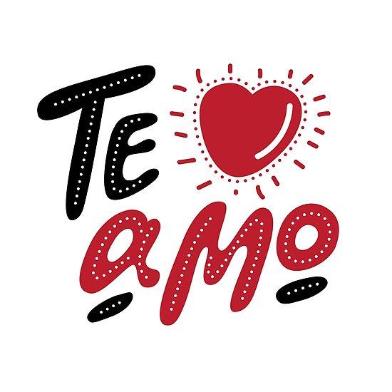 Poster Letras Dibujadas A Mano Te Amo Te Amo Mi Amor En Italiano Letras Decorativas Romanticas Vector Cartel Del Mineral De La Tarjeta Del Dia De San Vale Letras Dibujadas