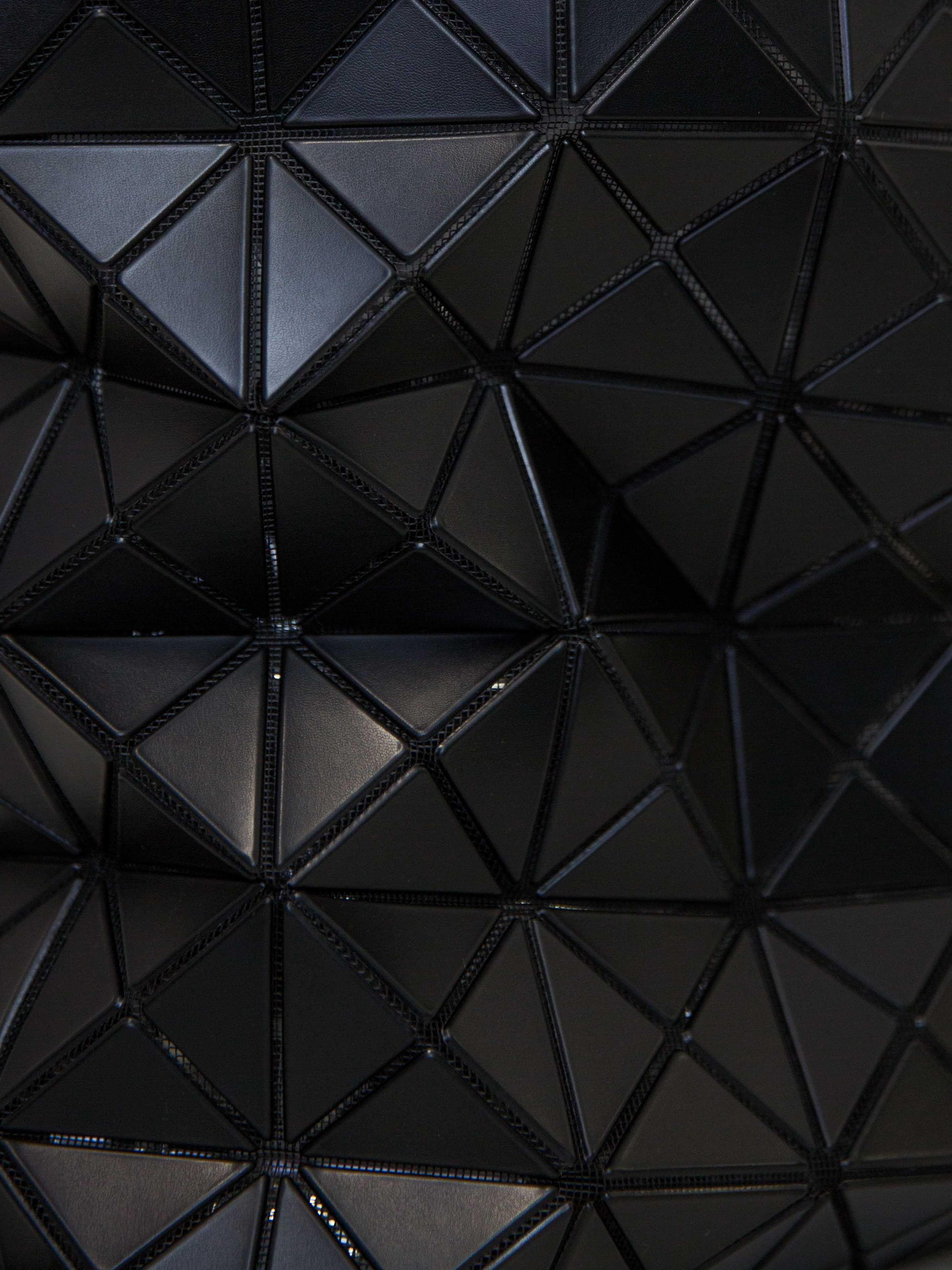 BAO BAO ISSEY MIYAKE Lucent Matte Oversized Tote Bag - Black ... 039b165206e95