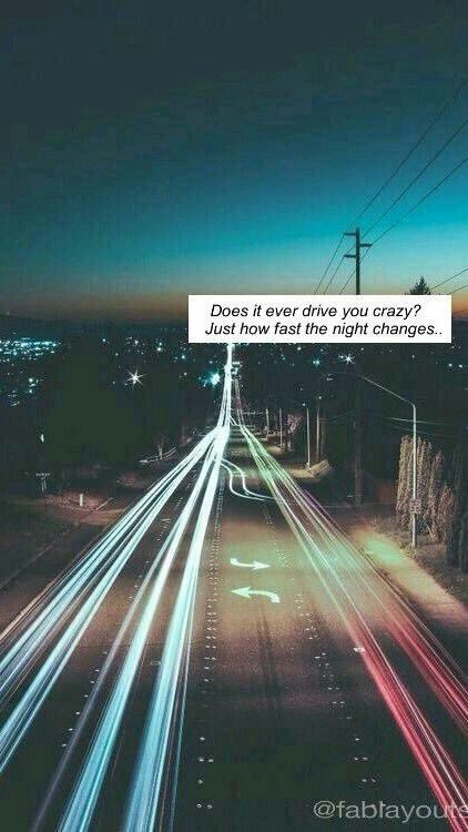 One Direction Quotes Night Changes Niall Horan