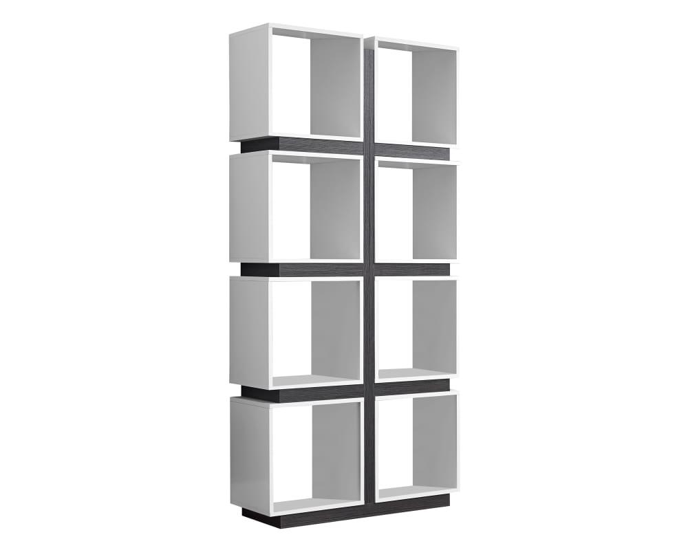 Monarch Specialties I 7076 Bookcase Shelves