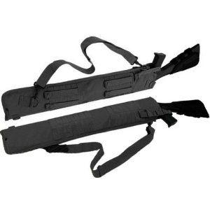 Condor Crye Precision Licensed Tactical Shotgun Scabbard - Black