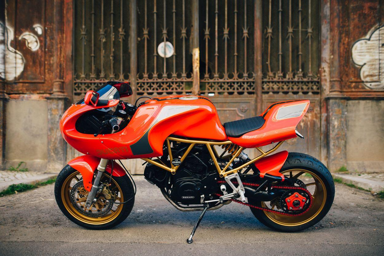 Ducati 750ss Cafe Racer By Unik Edition Ducati 750ss Ducati