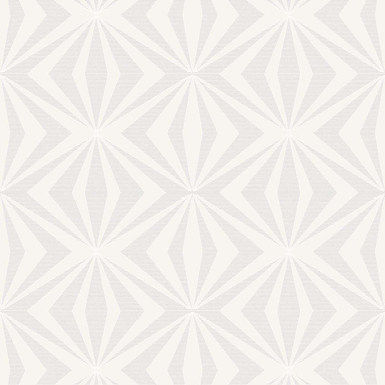 Silver Hendrix Wallpaper Dunelm grey and blush