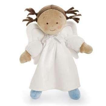 """Unique Catholic Baptism Christening Baby Gift - Angel Doll - 10"""" Small   Coming Up Catholic"""