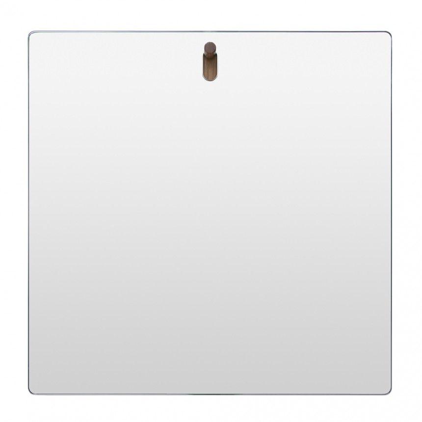 Hang 1 Square Mirror - Square Wall Mirrors | Blu Dot