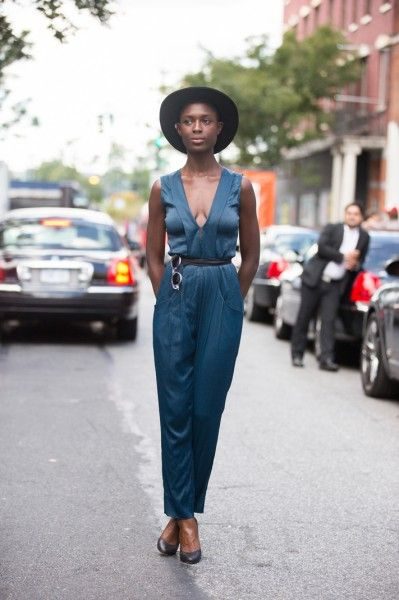 Street chic from Refinery 29