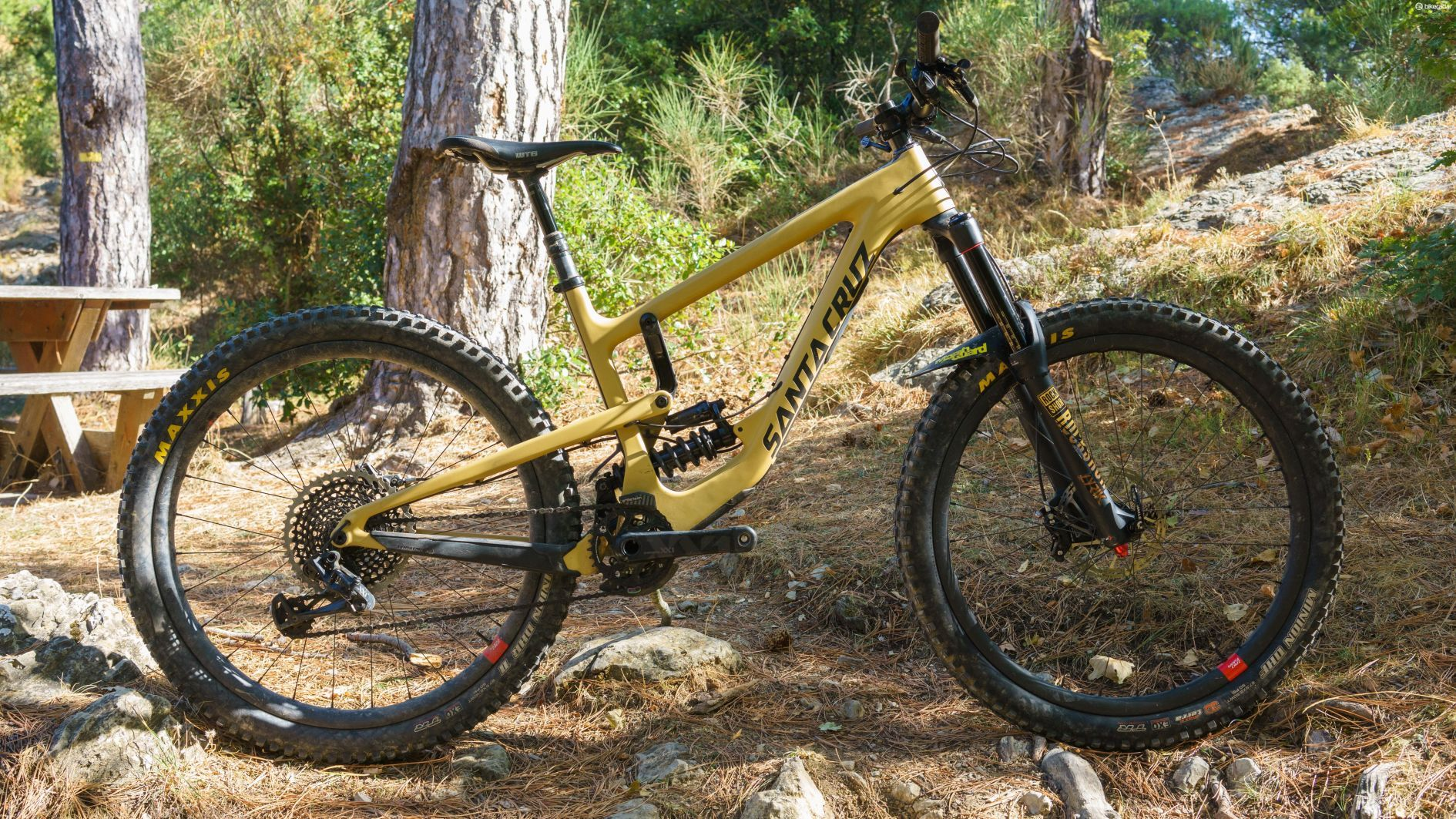 Santa Cruz Nomad CC XX1 Reserve review | Nomad | Best mountain bikes