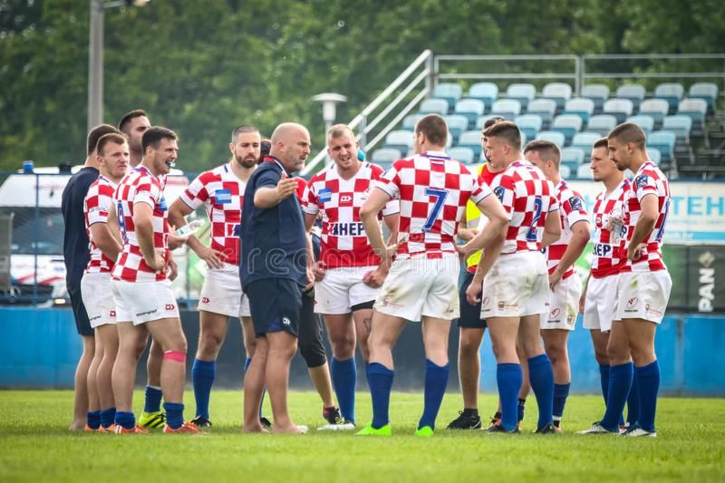 Croatia Vs Lithuania Rugby 7 Royalty Free Stock Photography Ad Rugby Lithuania Croatia Royalty Photography Ad Rugby 7 S Rugby Croatia
