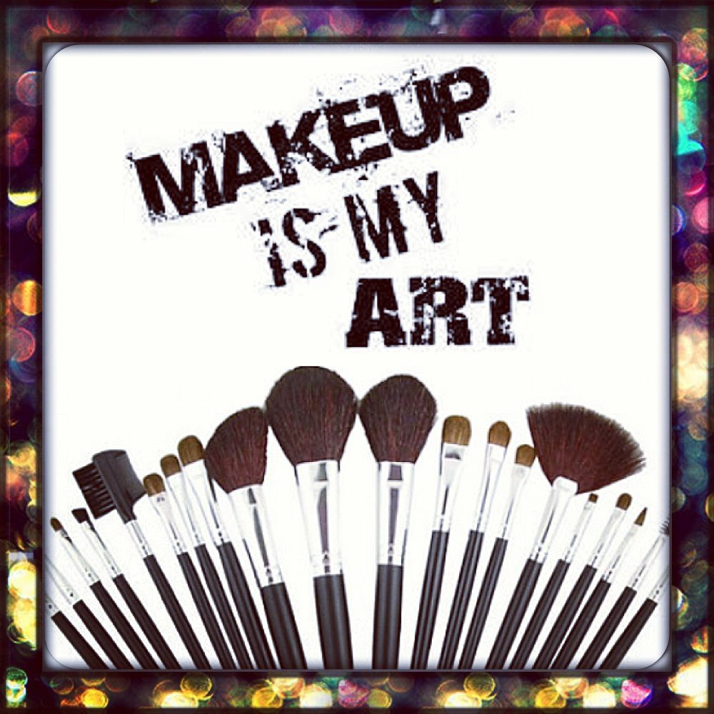 Makeup is my art quote passion Makeup quotes, Makeup