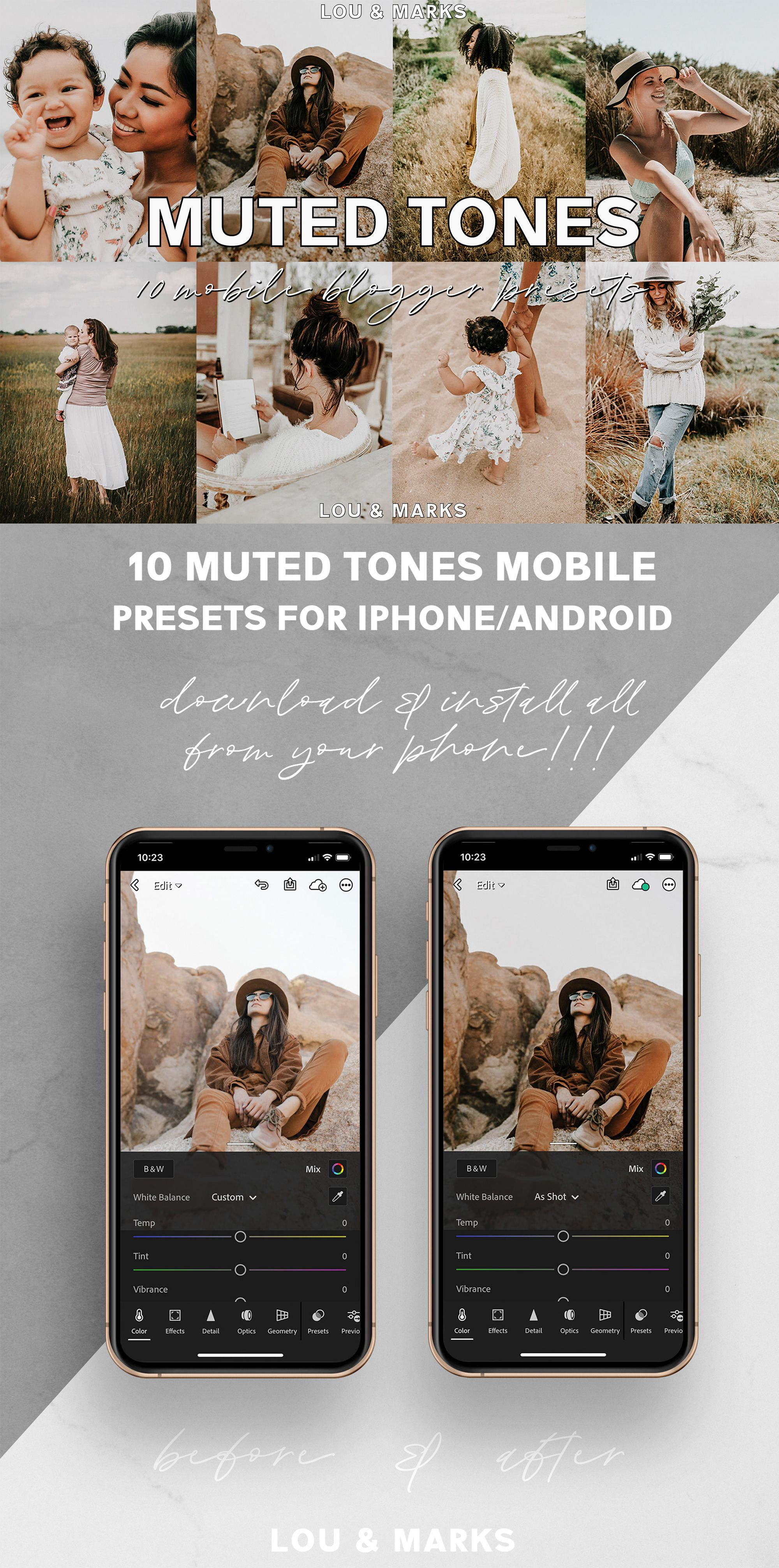 How To Import Presets In Lightroom Mobile Android