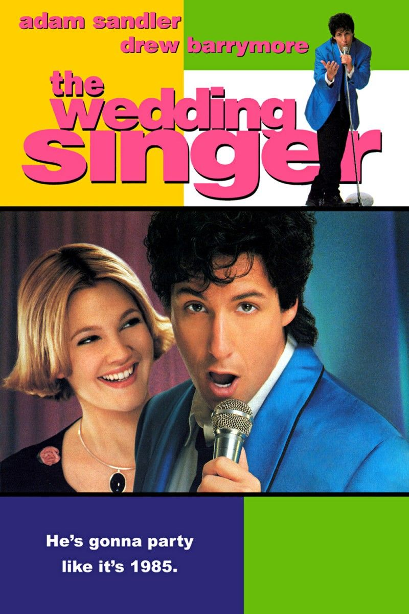 TheWeddingSingermovieposter The wedding singer