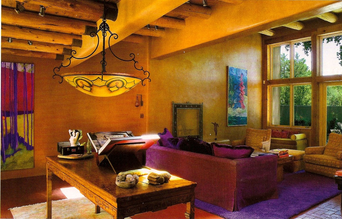 Coolest New Mexico Interior Design Ideas 3 #11930 | Mexican ...