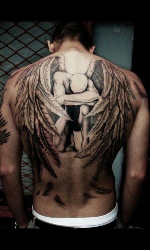 Tatuaggio Schiena Idee Per Tatuaggi Uomo Disegni Tatuaggi Uomo