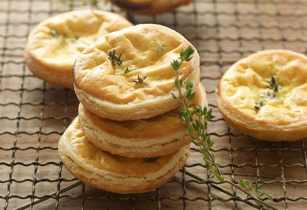 handheld cheese pies
