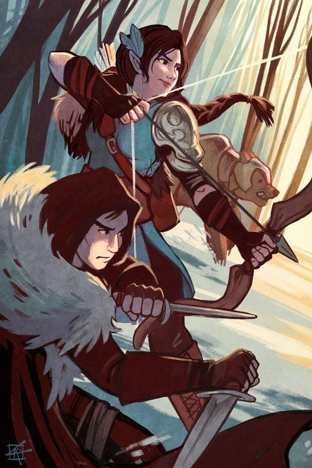 Image Result For Critical Role Rule 34 Gaming Related Critical