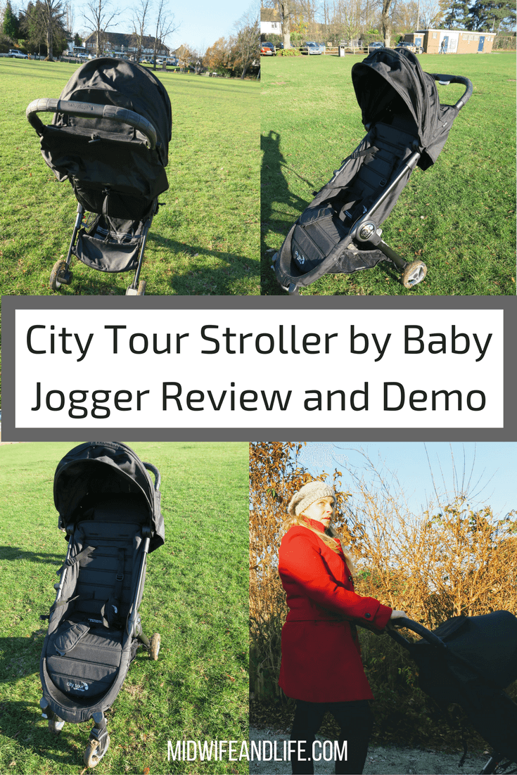 City Tour Buggy by Baby Jogger Review Baby jogger