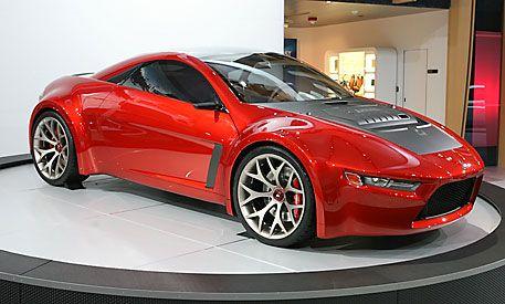 2008 Mitsubishi Concept Ra Car News Roadandtrack Sports