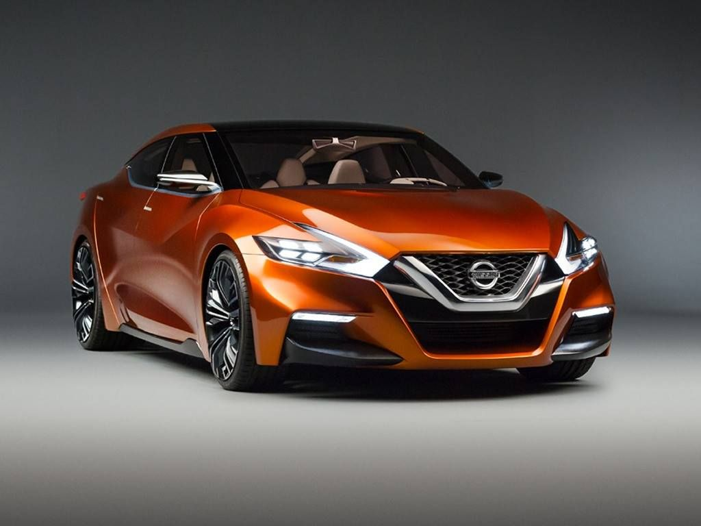 The New Nissan Maxima Is A Thing Of Beauty Www Nissanboerne Com