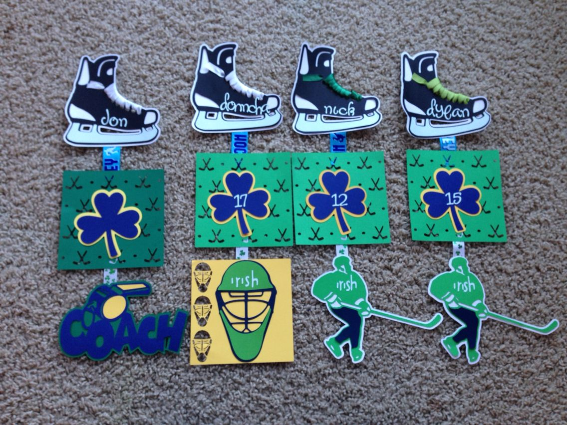 20 Girl Hockey Signs Pictures And Ideas On Weric