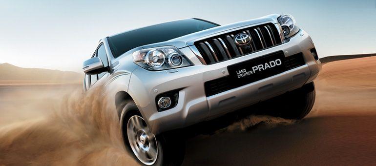 Toyota Launches Updated Land Cruiser Prado In India Allonauto Com Toyota Land Cruiser Prado Land Cruiser Prado