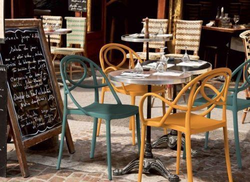 Sedie Industriali ~ Set 2 4 sedie design etoile moderna vintage industriale shabby