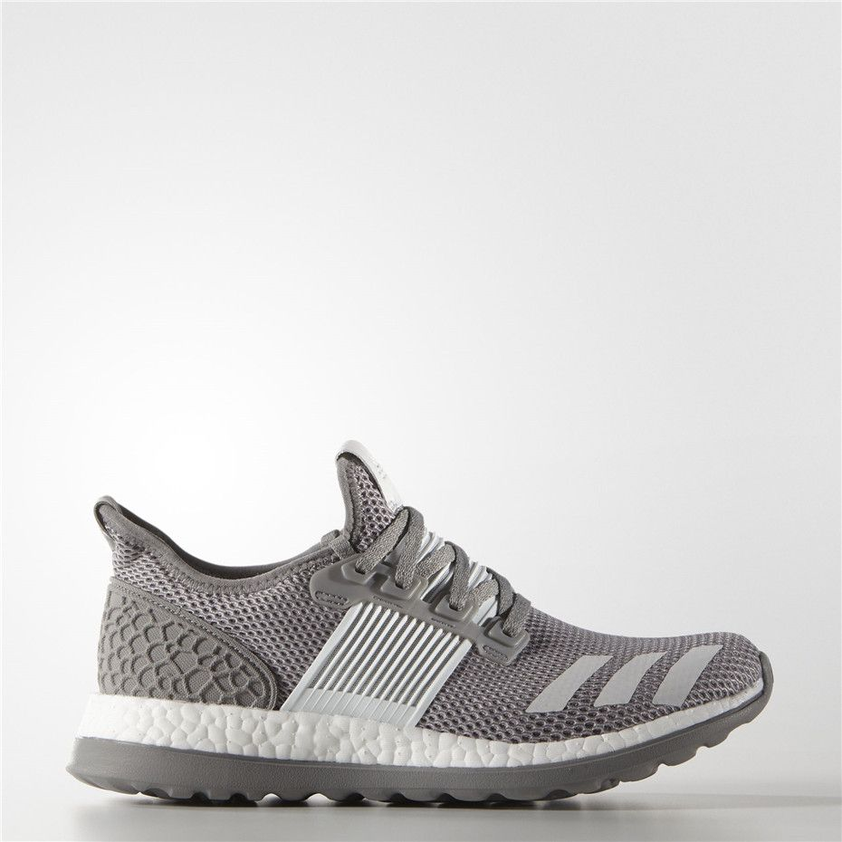 a153962e9d15 Adidas Pure Boost ZG Shoes (Charcoal Solid Grey   Charcoal Solid Grey)