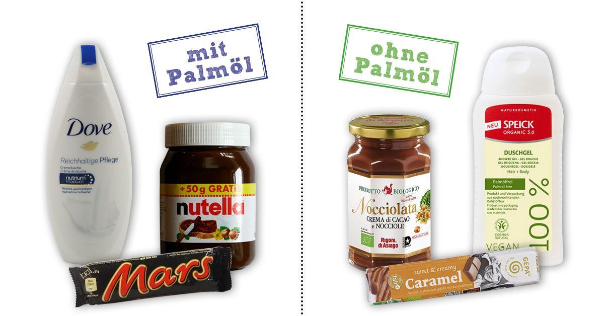 11 Beliebte Produkte Mit Palmol Und Gute Alternativen Gut Zu