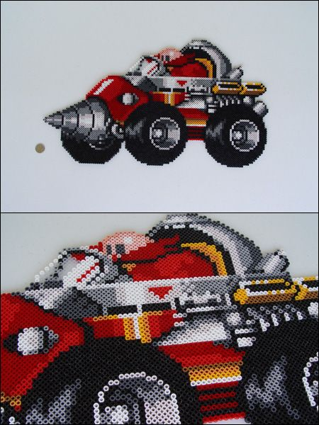 A Collection Of Bead Sprite Work I Ve Found To Be Remarkable And Are Worth Noting By Anyone In The Sprit Perler Bead Templates Perler Bead Patterns Bead Sprite