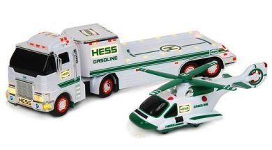 Hess Truck And Helicopter 2006 By Hess 27 00 31