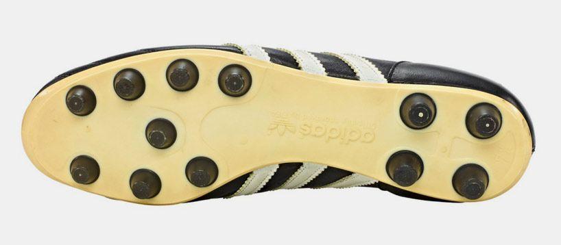 a history of adidas  classic football boots - designboom  2c614b39ea68a