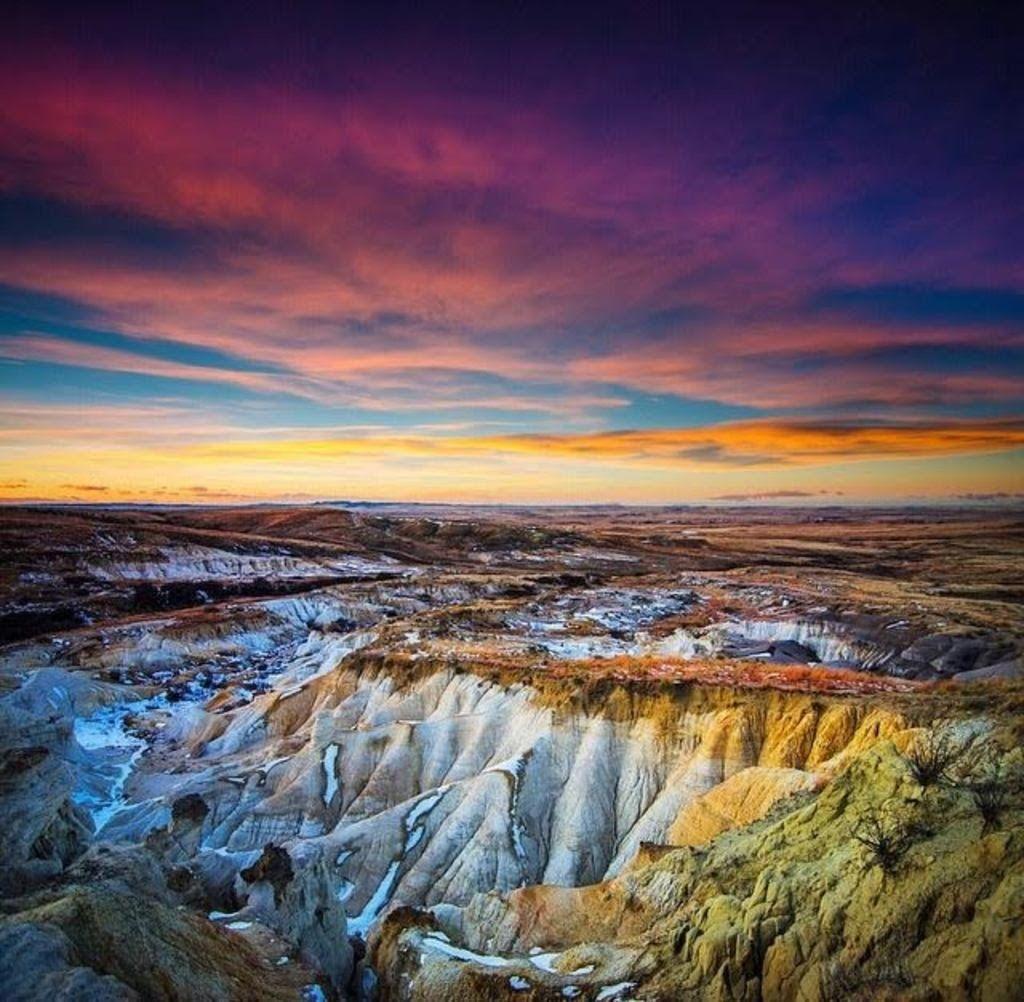 Paint Mines - Photo courtesy of David Iwane (Instagram: @Davie8TheBaby)