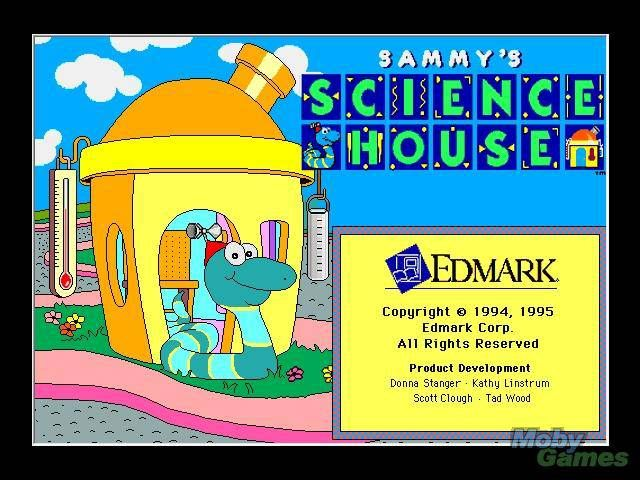 Sammy's Science House | Childhood | Gaming computer, Educational