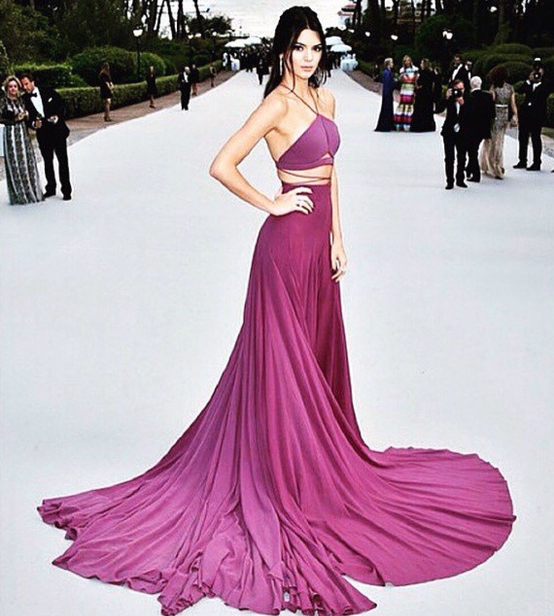This dress is everything | kendall & kylie jenner | Pinterest