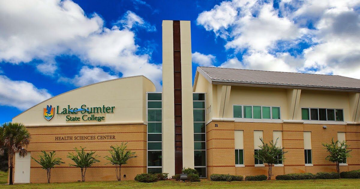 Lake Sumter State College Colleges In Florida College Health State College