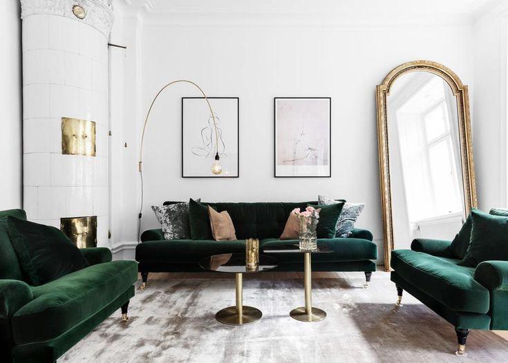 Wie man ein modernes Pariser Innendesign kreiert – Interior Inspiration #modernvintagedecor