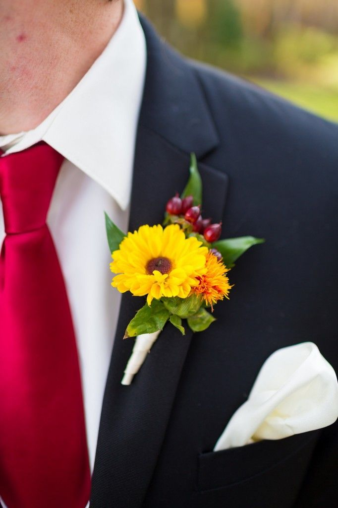 Image result for fall boutonniere | Wedding Bells | Pinterest ...