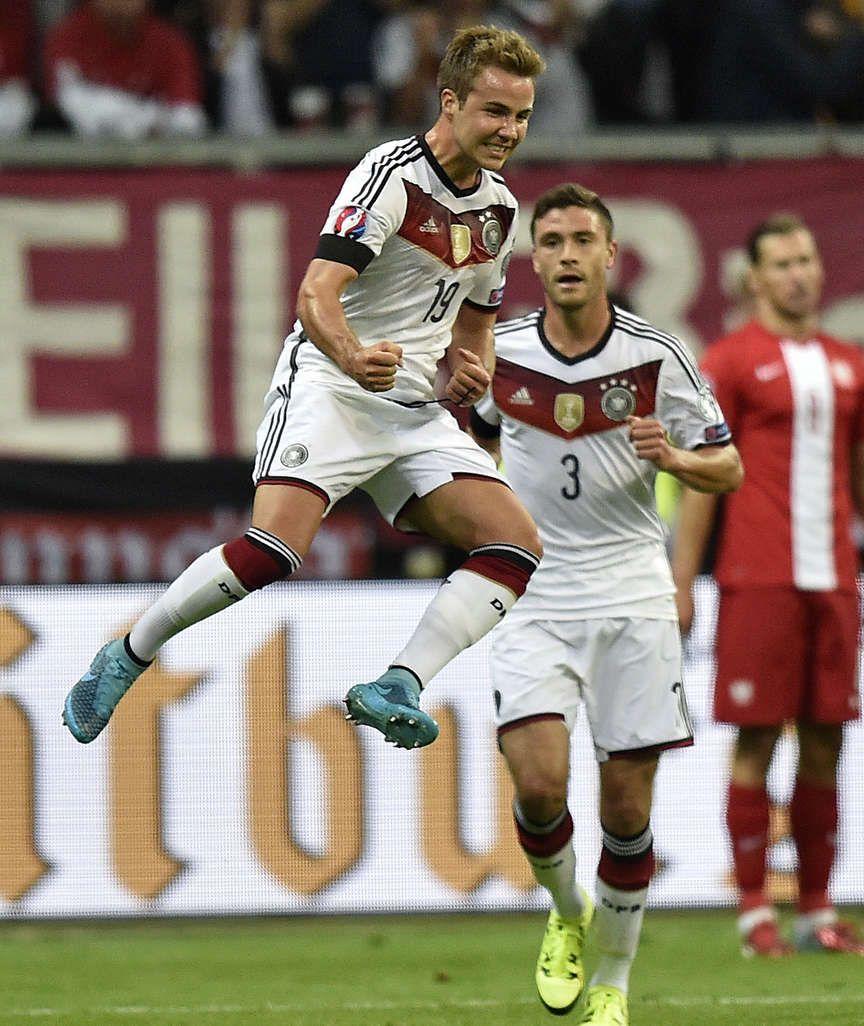 Em Qualifikationsspiel Deutschland Polen