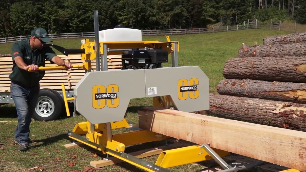 Where better to buy equipment for sawmill 23