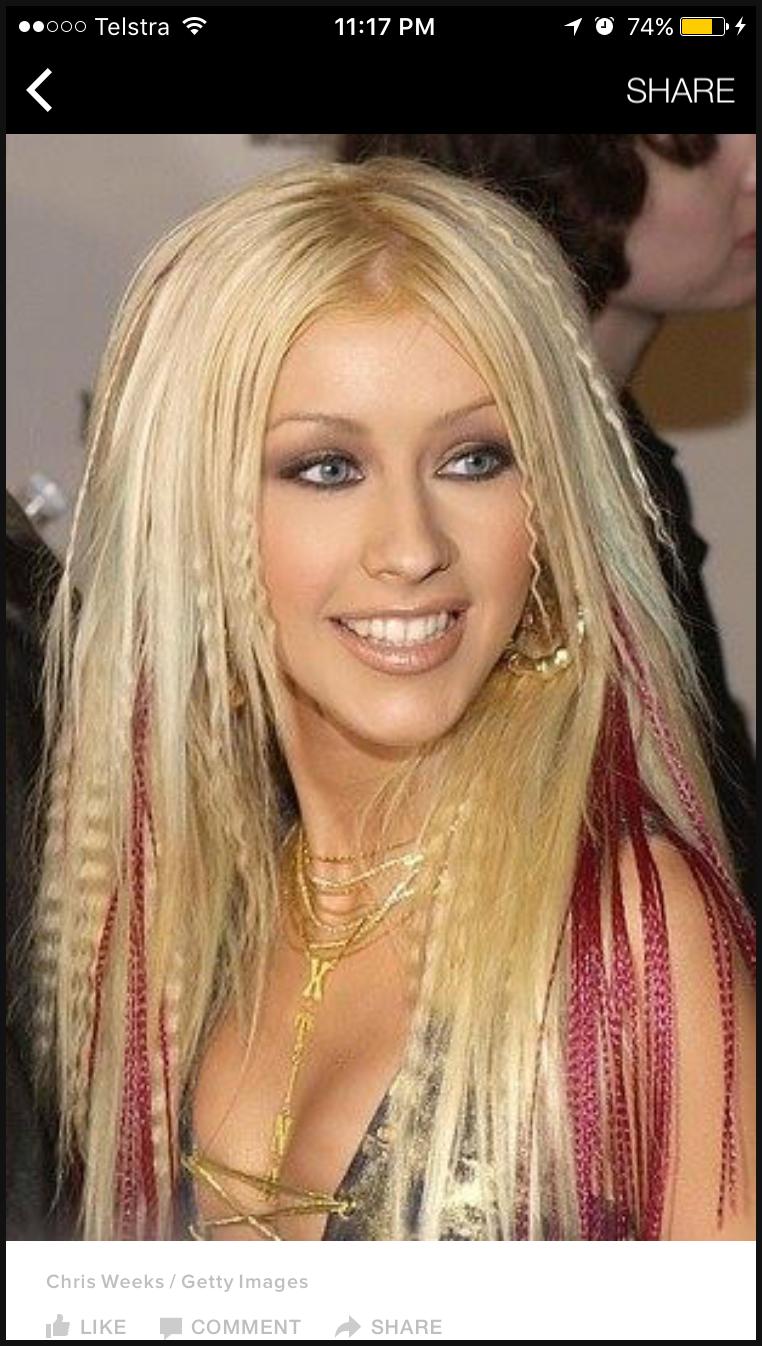 acdc424121bb Pin von D auf Christina Aguilera