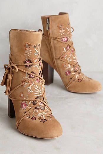 1542bf16b Sam Edelman Winnie Ankle Boots