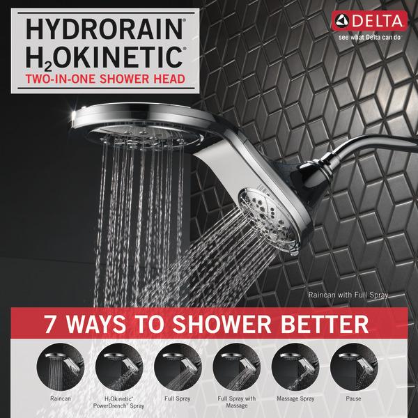 58581 Pk Delta Faucets Shower Faucet