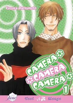 Camera, Camera, Camera Graphic Novel 1 #RightStuf2013